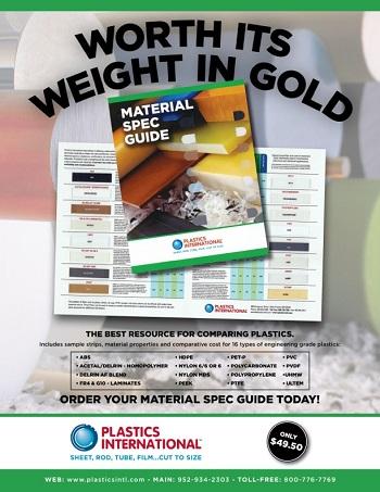 material spec guide